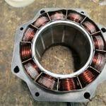 Przezwojenie silnika elektrycznego serwis AMINEX