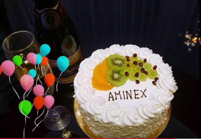11 lat AMINEX